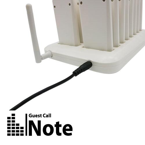 ゲストコールNOTE 電源コード